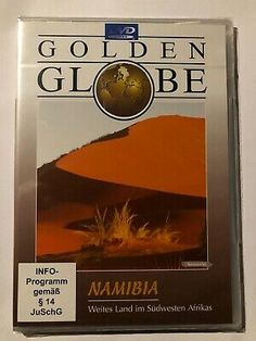 Namibia Golden Globe DVD    eBay Golden Globes, Ebay