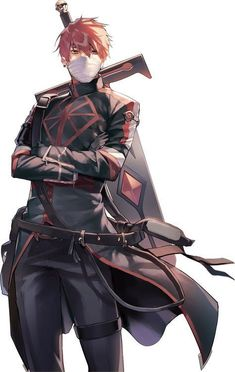 Find more awesome anime images on PicsArt. Fantasy Character Design, Character Design Inspiration, Character Concept, Character Art, M Anime, Anime Guys, Anime Art, Dnd Characters, Fantasy Characters