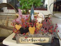 BEYOND THE PICKET FENCE Country & Primitive Decor