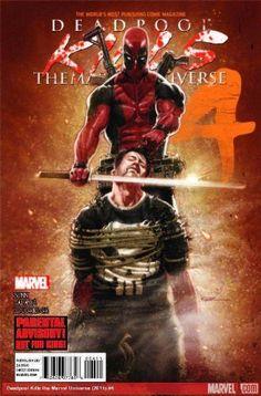 VF+//NM Deadpool/'s Secret Secret Wars #4 Kozaki Manga Variant Cover