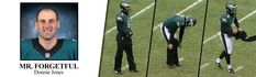 NFL Week 17 Superlatives: Was Eagles' Donnie Jones trying out for 'Magic Mike'?