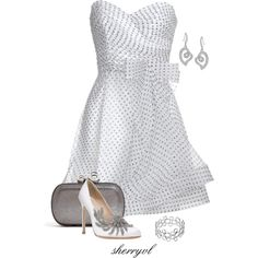 Manolos, created by sherryvl on Polyvore