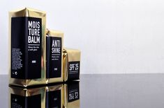 HYBRIS cosmetics by Dafna Aizenberg, via Behance