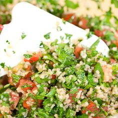 Homemade Tabbouleh - America's Test Kitchen