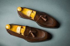 Leather shoes for  Men (carino16s) by carinovn on Etsy