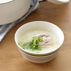 【料理家さんの定番レシピ】残りごはんで手早くできる。コクのある『中華粥』