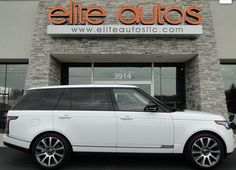 Buy of the Day, 2014 Land Rover Range Rover ATB LWB Best Suv, Range Rover Sport, Day, Sports, Stuff To Buy, Autos, Hs Sports, Sport