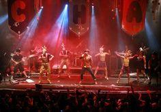 Netinho em seu show no Circo Voador no Rio de Janeiro/RJ, em dezembro de 2012.