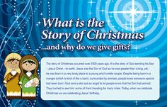 The Story of Christmas | iMOM