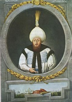 Mustafa III (Ottoman Turkish: مصطفى ثالث Muṣṭafā-yi sālis) (January 28/18, 1717 – January 21, 1774) was the Sultan of the Ottoman Empire from 1757 to 1774. He was a son of Sultan Ahmed III (1703–30) and was succeeded by his brother Abdul Hamid I (1774–89). He was born in Edirne. His mother was Âminā Mihr-î-Shâh Sultan.