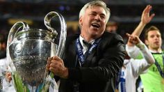 """Real Madrid manager Carlo Ancelotti says: """"At the right moment, Gareth Bale was ready to score and that's how it's been all season. He'll be even better next year."""""""