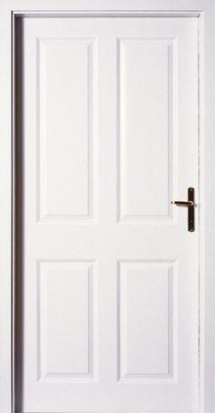 Interiérové dveře VOS ODYSSEUS bílé 60-90