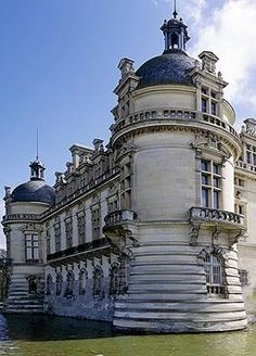#3 - Visit the Château de Chantilly. It took over 500 years to complete it!