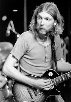 Duane Allman - he was taken when he was far too young...