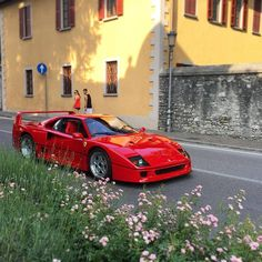 Photo uploaded by FastNExotic. Discover and upload your own car photos on MadWhips. Ferrari Mondial, Ferrari F40, Exotic Sports Cars, Exotic Cars, Car Photos, Car Pictures, Car Pics, Super Sport Cars, Super Cars