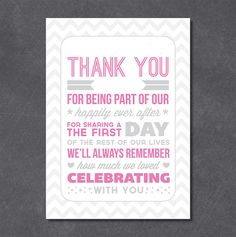How To Write Thank You Cards For Wedding For Free