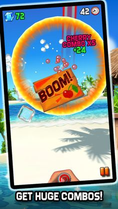 Bottle Cap Blitz -Explosive one minute action game where you fire bottle caps #iPhone #iPad #Games