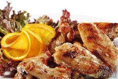 Receita de Asas de frango fritas em receitas de aves, veja essa e outras receitas aqui!