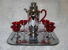 Farberware Art Deco Cocktail Shaker Set - Bing images