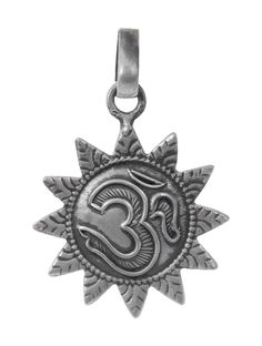 Buy silver pendant by jewels india online silver pendants jewel buy om silver pendant by jewels india online aloadofball Gallery
