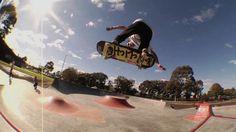 Nike SB Australian Team - Fawkner Park Session on Vimeo Skate Park, Melbourne Australia, Nike Sb