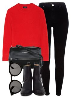 Untitled #6486 by laurenmboot on Polyvore featuring polyvore, fashion, style, rag & bone, River Island, Acne Studios, Givenchy, Illesteva and clothing