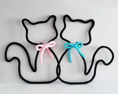 Discover recipes, home ideas, style inspiration and other ideas to try. Wire Crafts, Diy And Crafts, Arts And Crafts, Spool Knitting, Diy Accessoires, Homemade Home Decor, Angel Crafts, Christmas Templates, Crochet Home