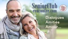 Espace de rencontre pour seniors célibataires, veufs et jeunes retraités, qui recherchent de dialogues, des relations amicales, mais aussi sentimentales et amoureuses.