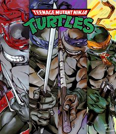 TMNT.  Specifically, Teenage Mutant Ninja Turtles: Turtles in Time played a large role in my development. The dozens, and dozens, and possibly 100+ hours I spent playing that video game with my sister helped set the stage for my passion with video games, and my relationship with my sister.