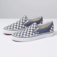 94fc3c40917 Checkerboard Slip-On. Vans Checkerboard ...