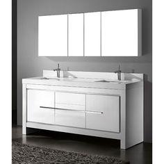 2 ikea ragrund stands for clever bathroom storage | pedestal sink