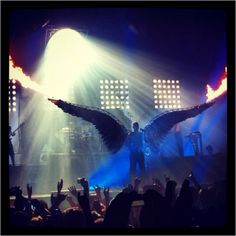 Oh how I love those wings =3  Rammstein