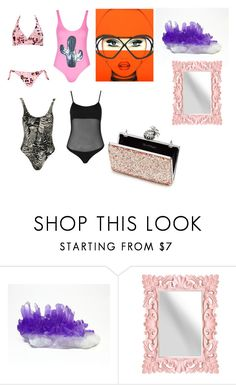 """""""Sagit"""" by efrat-kazoum ❤ liked on Polyvore featuring Miss Selfridge and Anja"""