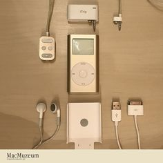 iPod Mini (1 gen) 2004 in our collection.