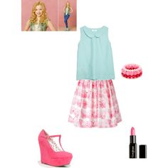 Liv Rooney Inspired by tesstortorella on Polyvore