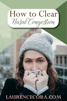 DIY Essential Oil Sinus Congestion Relief in a Roller - Lauren Cecora Essential Oils Allergies, Essential Oils For Headaches, Essential Oils For Sleep, Sleeping Essential Oil Blends, Essential Oil Diffuser Blends, Sinus Congestion Relief, How To Clear Sinuses, Roller Bottle Recipes, Oil For Headache