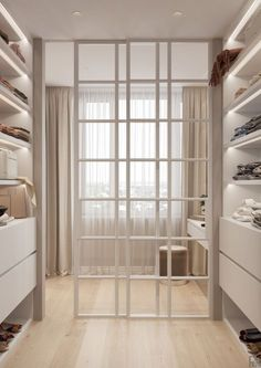 70 trendy home design plans walks Room Design Bedroom, Home Bedroom, Interior Design Kitchen, Interior Design Living Room, Flur Design, Deco Studio, Trendy Home, Home Design Plans, Cool House Designs