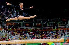 Sanne Wevers gold medallist #BeamQueen #Rio2016 Photo NOS Sport