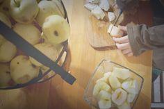 Śniadanie przedszkolaka - placki z jabłkami