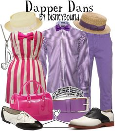 For those getting ready for Dapper Day - check out Dapper Day's Facebook Page! They provide you with awesome ideas of different pieces you could use - today they were featuring some colorful oxfords which are on sale!