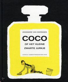 "Dutch children's author and illustrator Annemarie van Haeringen has written ""Coco or the Little Black Dress."""