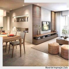 Home theaters pequeno Home Theater Rooms, Home Theater Seating, Living Room Tv Unit, Living Room Decor, Tv Wanddekor, Tv Wall Decor, Home Decor Furniture, Apartment Living, Home Buying