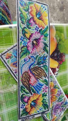 Cross Stitch, Ribbon Embroidery Tutorial, Girdles, Crossstitch, Punto Croce, Cross Stitches