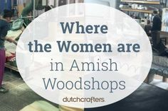 Amish women are wives, mothers, homemakers & active members of their churches. They contribute to running households & making decisions for the home & family. Many Amish women branch out & work outside the home, creating their own businesses. It's not unheard of for them to make & sell handcrafted items like quilts or to run restaurants, bakeries, or produce stands. Amish girls usually work until they get married. Many work in factories or furniture shops & not only in secretarial roles. #amish