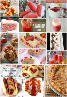 15 Amazing Recipes To Make With Strawberries