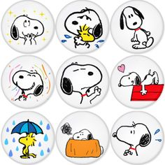 "SNOOPY 1.75"" Badges Pinbacks, Mirror, Magnet, Bottle Opener Keychain http://www.amazon.com/gp/product/B00C30D7AK"