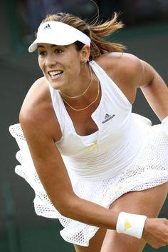Garbiñe Muguruza #Tenis #WTA #TenisFemenino