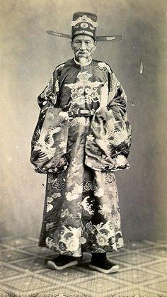 Philippe Potteau, Phan Thanh Gian, Paris, 1863 Hiệp biện đại học sĩ, Kinh lược sứ Nam Kỳ Phan Thanh Giản