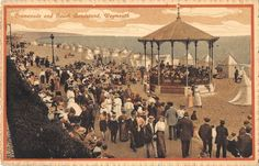 BR93482 promenade and beach bandstand weymouth   uk    eBay