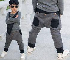 2015 New Fashion Children& Clothing Harem Hip Hop Dance Pants Panelled Spli. - - 2015 New Fashion Children& Clothing Harem Hip Hop Dance Pants Panelled Spliced Sweatpants Pockets kids Punk sports trousers. Hip Hop Outfits, Hipster Outfits, Hip Hop Fashion, Fashion Kids, Dance Fashion, Hip Hop Tanz, Outfits For Teens, Boy Outfits, Vetement Hip Hop